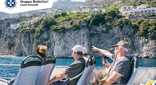 Gruppo Battellieri Costa d'Amalfi - Panoramic Amalfi Coast Boat Tour