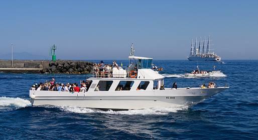 Laser Capri - Ferry Service: Sorrento - Capri