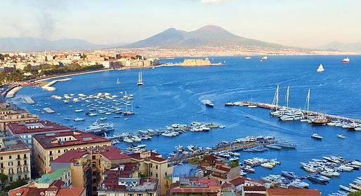 Nesea Capri Tour - Historical Naples Walking tour & Tasting