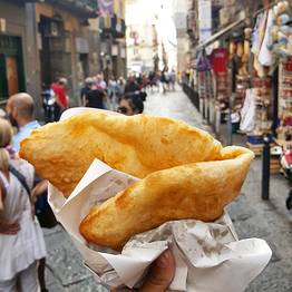 Nesea Capri Tour - Historical Naples Walking tour & Tasting