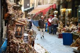 Napoli tra storia e gastronomia