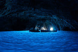 Capri and Blue Grotto boat tour from Sorrento-VIP tour