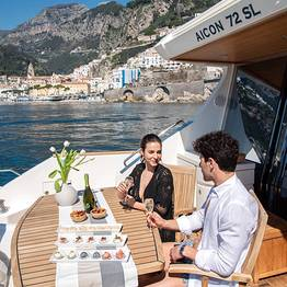 Capasecca Yacht - Capri + Amalfi Coast by Private Luxury Yacht or Gozzo