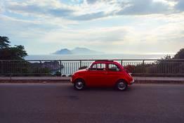 Tour Enogastronomico in Fiat 500