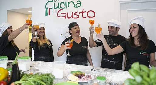 La Cucina del Gusto By Chef Carmen   - Cooking Class in Sorrento with Chef Carmen