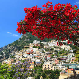 Star Cars - Private Positano and Pompeii Tour with Wine Tasting