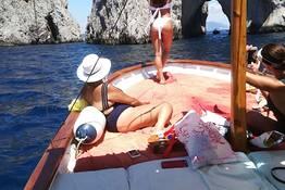 Capri Private Boat Tour: Spring Special!