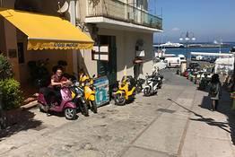 Multi-Day Scooter Rental on Capri