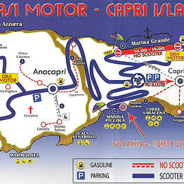Oasi Motor - Scooter a noleggio a Capri per più giorni