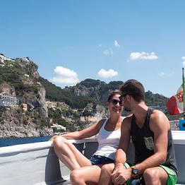 Gruppo Battellieri Costa d'Amalfi - Private Group Amalfi Coast Boat Tour