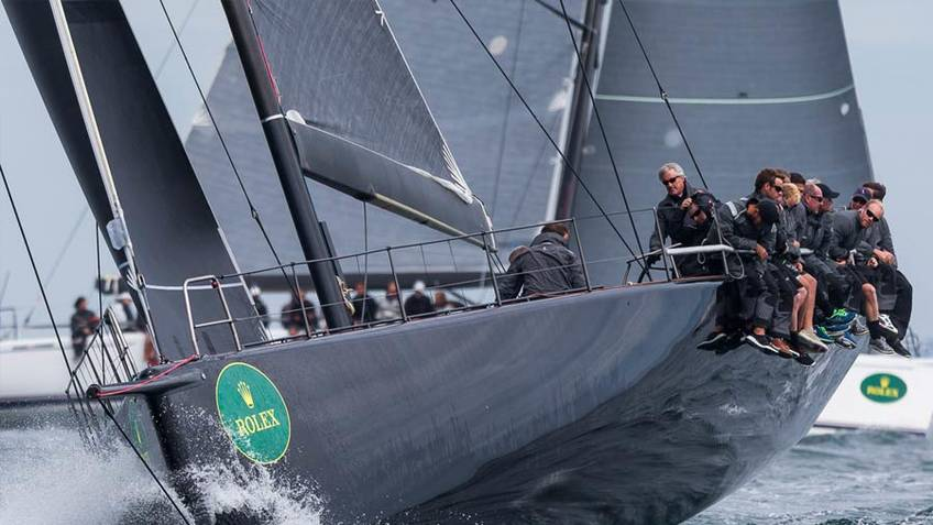 Caprionline - Rolex Capri Sailing Week