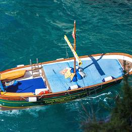 Capri Relax Boats - Gozzo  - 7, 8 meters