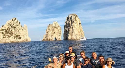 Crapolla Charter - Tour di gruppo in barca a Capri