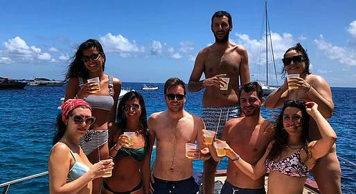 Crapolla Charter - Tour privato in Barca a Positano, Li Galli e Nerano