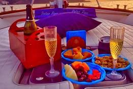 Sunset Tour in barca da Positano (di gruppo)
