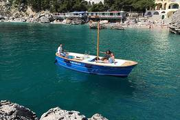 Gozzo Boat Rental  (7.2 meters)