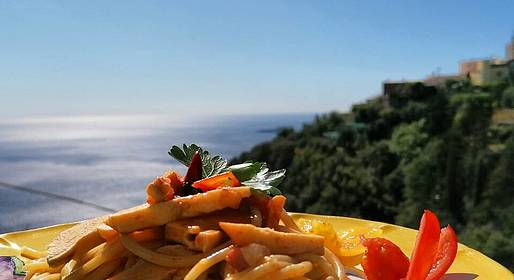 Villa Genny and Emily - Spaghetti Cooking Class
