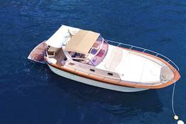 Tour privato da Positano a Capri  - Barca Premium