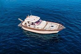 Capri Boat Tour with Dinner on the Amalfi Coast