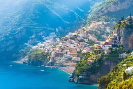 In aliscafo ad Amalfi e Positano da Sorrento
