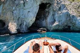 Giornata a Capri in barca privata
