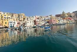 Ischia e Procida: tour di un giorno in barca privata