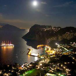 Transfer serale a Nerano per cenare sul mare!