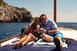 Divine Capri: 2.15-hour Boat Tour