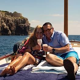 Gianni's Boat - Tour in barca di 2 ore circa: Splendida Capri!