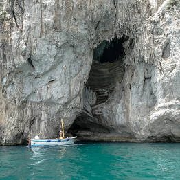 Special Spring in Capri: Faraglioni and White Grotto