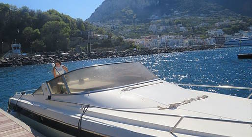 Blue Sea Capri - Transfer speedboat Napoli-Capri or vice versa