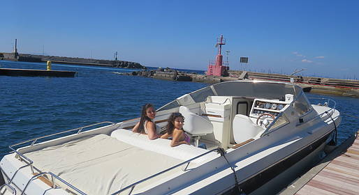 Blue Sea Capri - Transfer in motoscafo Capri-Sorrento o viceversa