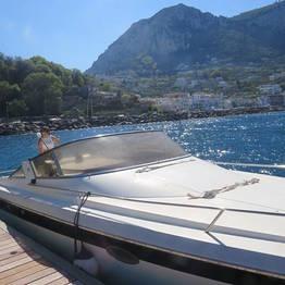 Blue Sea Capri - Transfer by speedboat Napoli-Amalfi Coast or vice versa