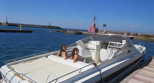 Blue Sea Capri - Transfer in motoscafo Capri-Costiera o viceversa