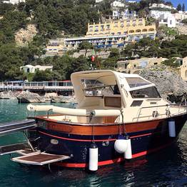 Gianni's Boat - Full day GROUP TOUR to Capri from Sorrento 7 hours
