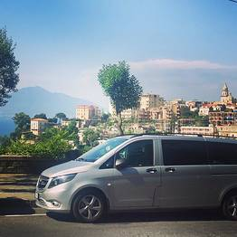Astarita Car Service - Day Tour of the Amalfi Coast