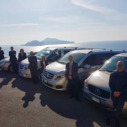 Astarita Car Service - Private Tour from Sorrento to Pompeii with guide