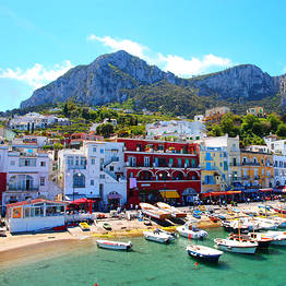Agenzia Trial Travel - Trasferimento da Napoli a Capri - All Inclusive