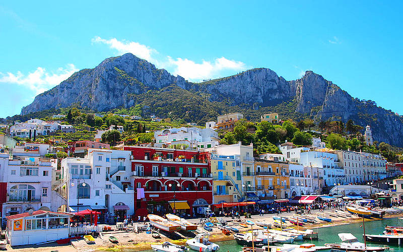 Transfer From Naples To Capri All Inclusive From Naples 2019