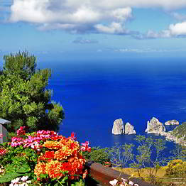 Transfer from Naples to Capri - All Inclusive