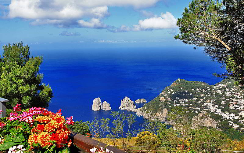 Transfer From Naples To Capri All Inclusive From Naples By
