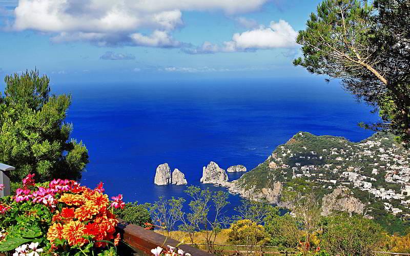 Aeroporto A Capri : Prenota trasferimento da napoli a capri all inclusive