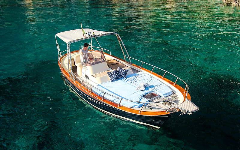 Gozzo Boat Tour Capri