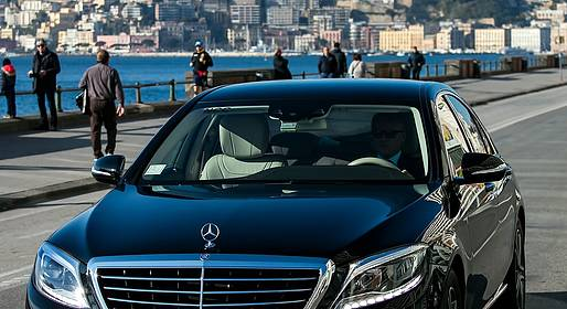 Agency Trial Travel - Transfer from Rome to Capri -2 Passengers All Inclusive