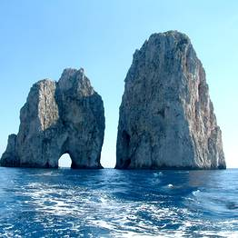 Transfer from Rome to Capri -2 Passengers All Inclusive