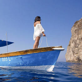 Capri Blue Boats - Sunset Prosecco Sail