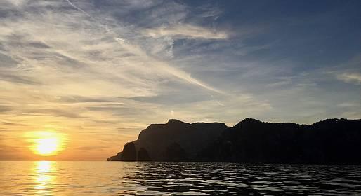 Capri Blue Boats - Apertivo al tramonto