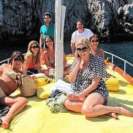Gianni's Boat - Tour di gruppo da Sorrento a Capri 7ore