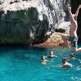Boat Tour of Capri