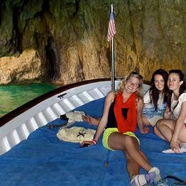 Boat Tour of Capri